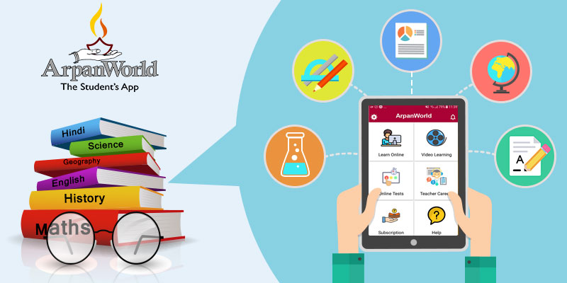ArpanWorld : Online Learning App For SSC Students | Free Learning App